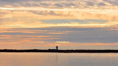 Rundreise USA Ostküste: Sonnenuntergang am Cape Cod