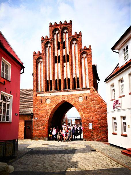 Wismar Reise Tipps - Das Wassertor