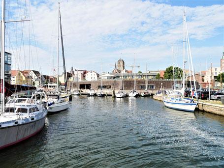 Stralsund Tipps Stralsund Reise Alter Hafen