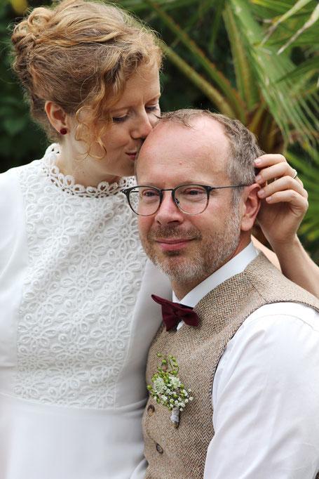 Hochzeitsfotografie Reutlingen Brautpaar Virginie Varon Design by Virginie