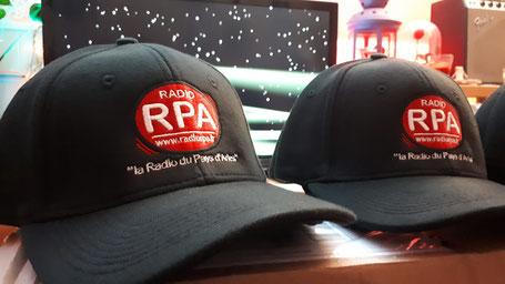 Casquette Radio RPA