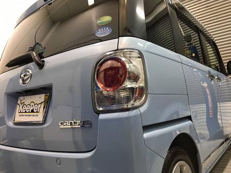 新車 コーティング ディーラー 愛媛 松山 ダイヤモンドキーパー