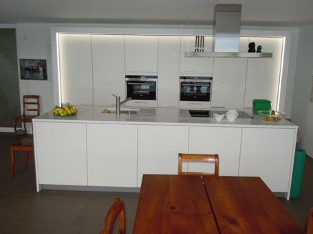 Küche in Merligen