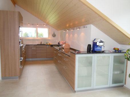 Küche in Unterseen