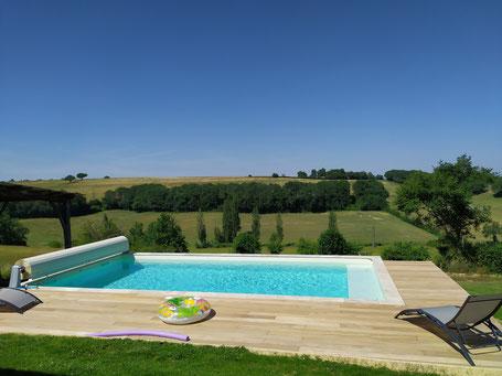 Venez vous reposer, vous ressourcer, vous évader dans le sud-ouest dans le Gers, gôuter la gastronomie, visiter le patrimoine, les vieilles pierres et les vignobles