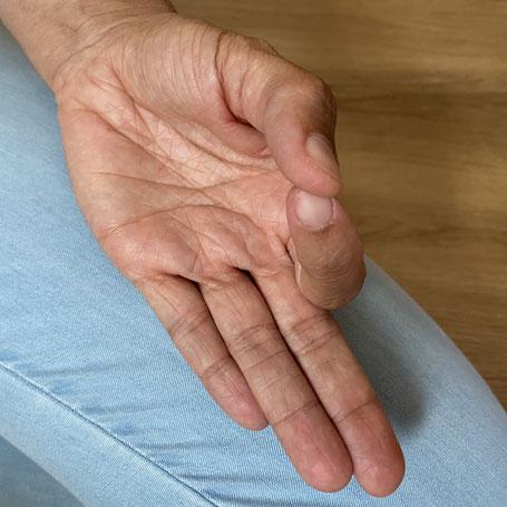 Hand Mudras Entspannung Meditation Energie Kraft Finger