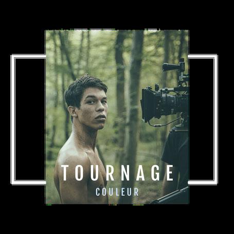 photographe de plateau portrait Sandor funtek tournage