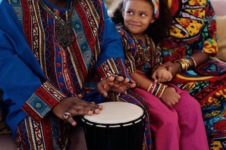 Percussion-Erlebnis für die Familie mit Rhythmusgefühl als Geschenk