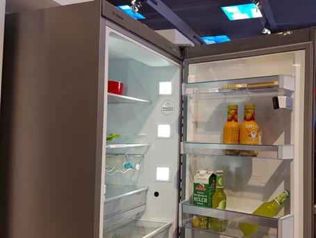 FridgeCam Bosch Caméra connectée pour réfrigérateur
