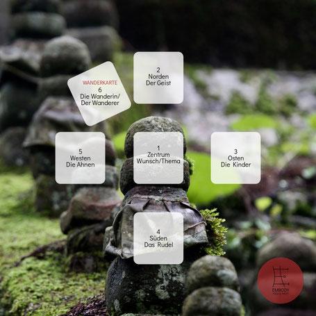 Das Medizinrad: Meditative Tarot-Legung