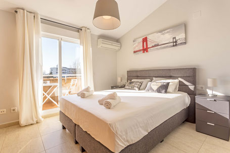 Bedroom second home Javea