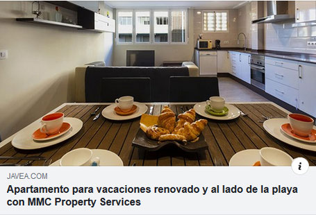 Article about MMC Property Services in Javea.com