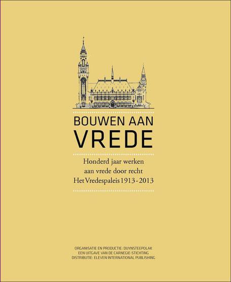Jubileumboek Vredespaleis door DuynsteePolak