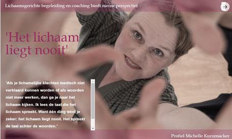 personal branding Michelle Kurzenacker storytelling