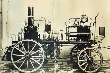 ehemalige Fahrzeuge Feuerwehr Pischeldorf
