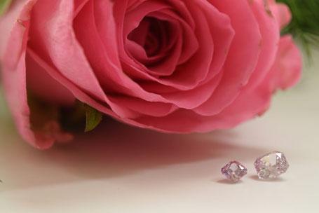 Rosa Diamanten kaufen