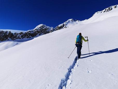 Skitour Wallis