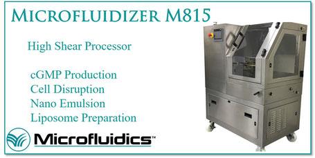 高圧乳化 エマルション 乳化装置