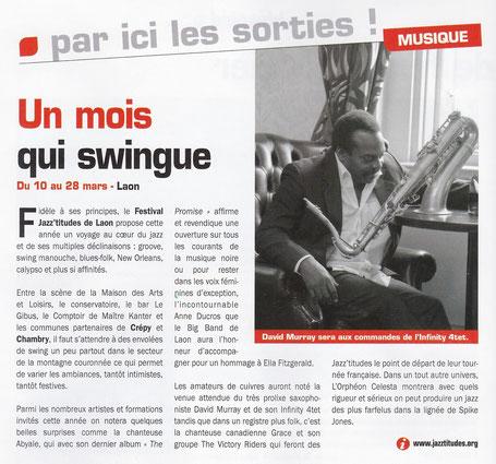 L'Aisne - Magazine du Conseil général mars-avril 2015