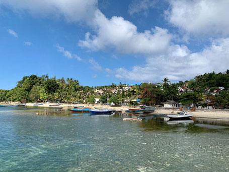 Bounty strand op Lombok