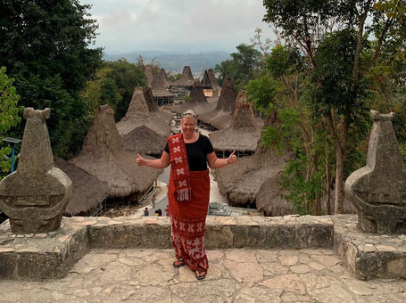 Kampung Prai Ijing bij Waikabubak