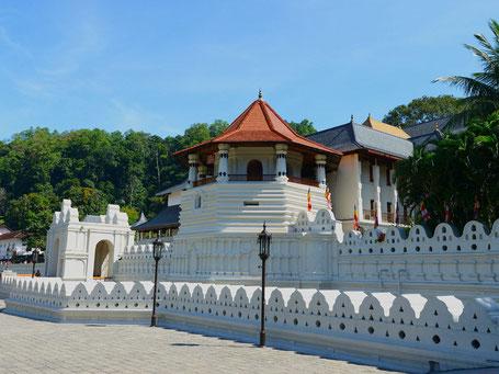 De culturele stad Kandy