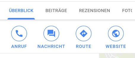 Nachrichten in Google MyBusiness