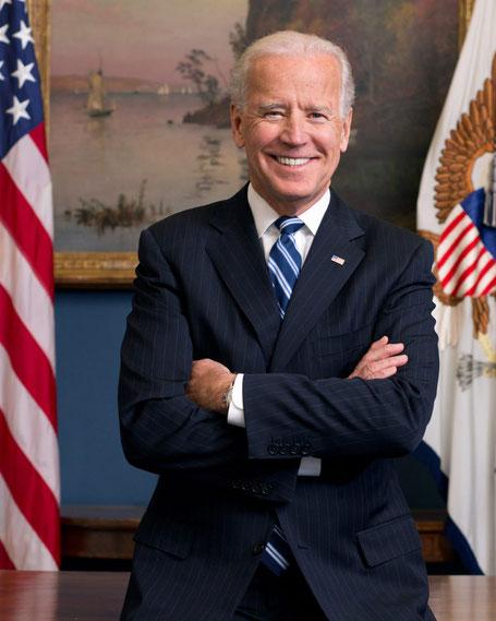 Joe Biden ©Maison Blanche