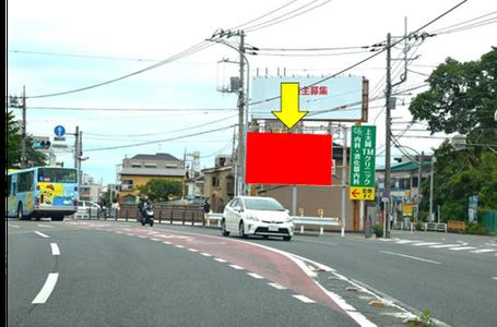 鎌倉街道 最戸橋・近景