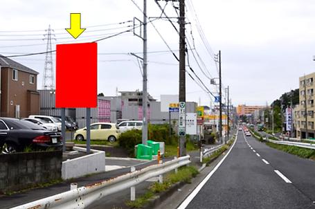 環状2号梶山橋・近景