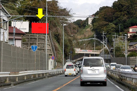 「八坂神社前」交差点・近景
