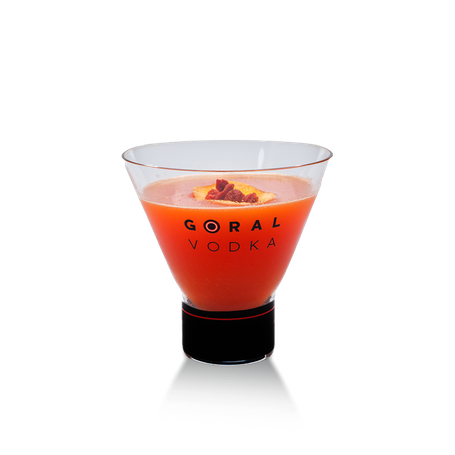 Vodka Mix Drink Goji Goral Master 77