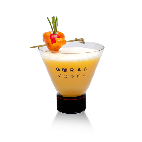 Goral Vodka Easy Orange