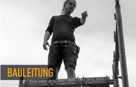 Bauleitung Hanfingenieur Henrik Pauly