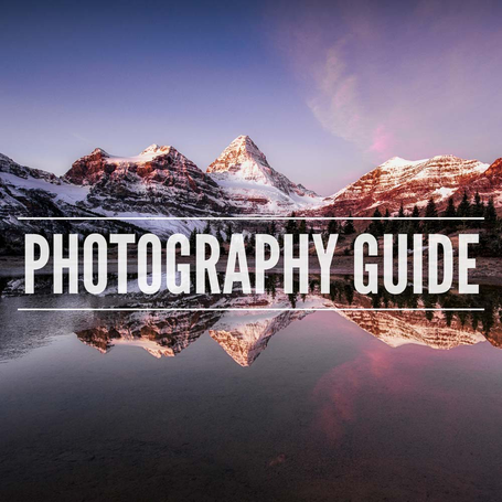 Photography Guide to the Canadian Rockies
