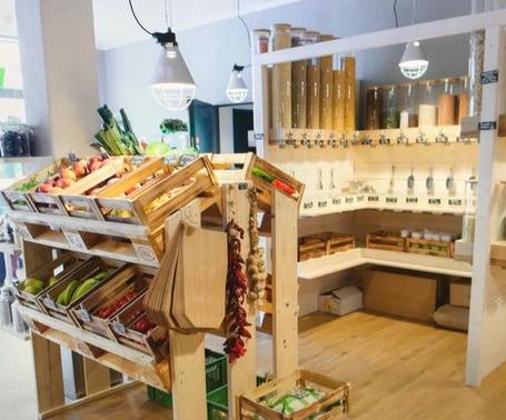 Unverpackt und ohne Plastikmüll kann beim Heimatliebe Laden in Markdorf nachhaltig eingekauft werden
