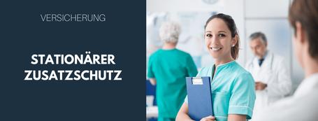 Tarifrechner Stationäre Krankenzusatzversicherung