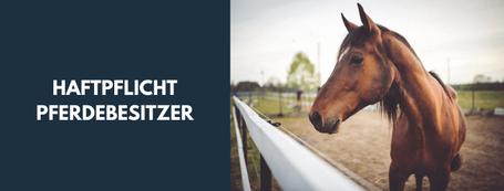 Tarifrechner Pferdehaftpflichtversicherung