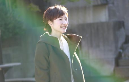 Akiko Oishi, a democratic socialist in Japan