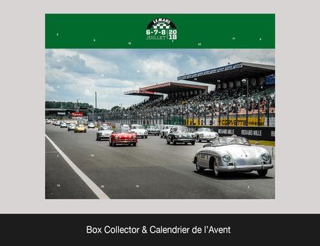 Box Collector & Calendrier de l'Avent