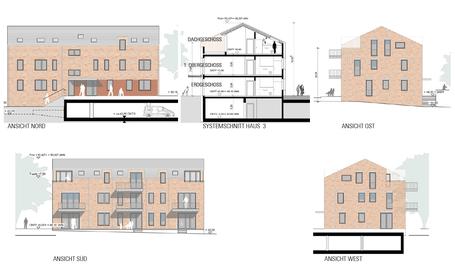 Mehrfamilienhaus-Beispiel (Haus 3)