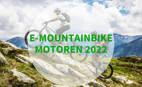 Die besten e-Mountainbike Motoren 2019