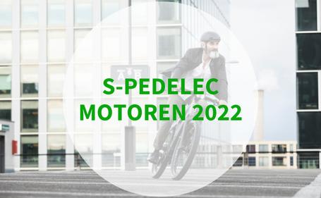 Die besten S-Pedelec Motoren 2019