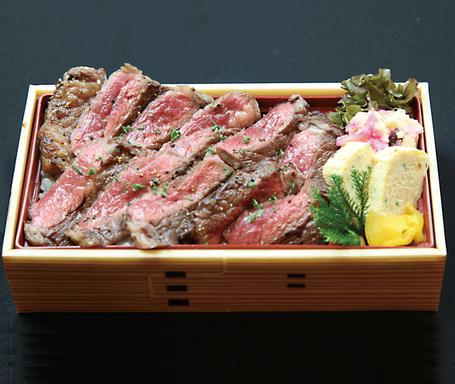 ステーキ弁当 1,900円+税