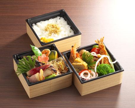 旬彩弁当 1,500円+税