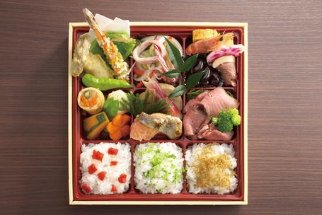 彩り弁当 2,200円+税