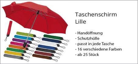 Regenschirm Werbeartikel