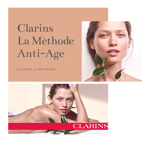 La Méthode Clarins Anti-Aging Behandlung