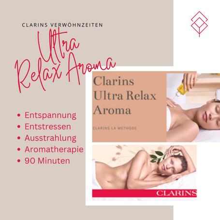 Ultra Relaxing Aroma Gesichts-Wohlfühlbehandung