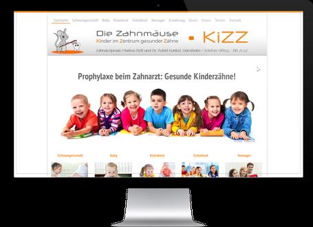 Gesunder Kinderzähne: Zahnarzt-Praxis Markus Belt in Griesheim bei Darmstadt